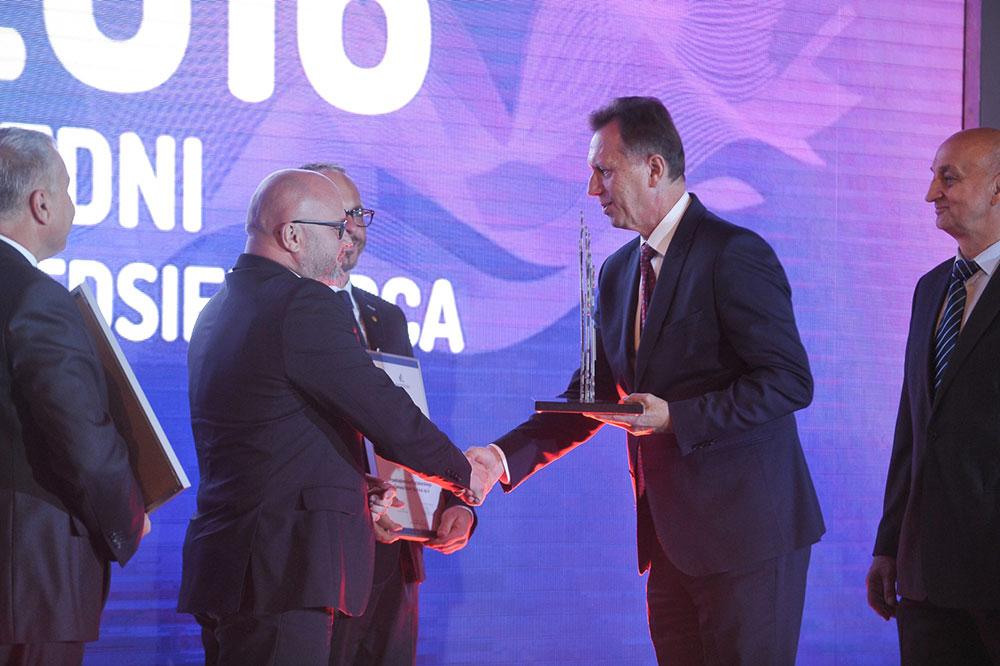 Wręczenie statuetek Małopolskiej Nagrody Gospodarczej 2018