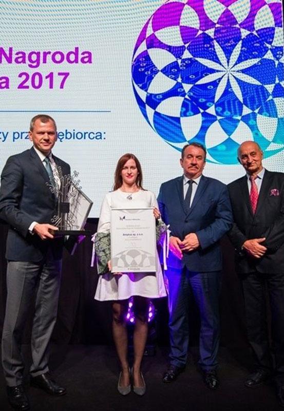 Laureaci Małopolskiej Nagrody Gospodarczej 2017